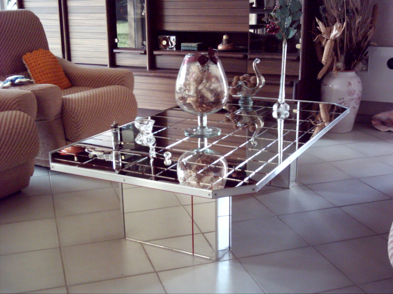Table Basse Verre Design Table Basse Design Moderne